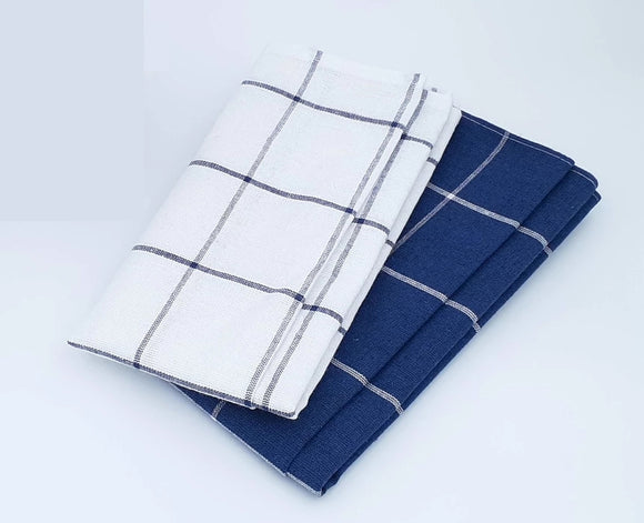 Turkish Cotton Kitchen Dish Towel Set of 2