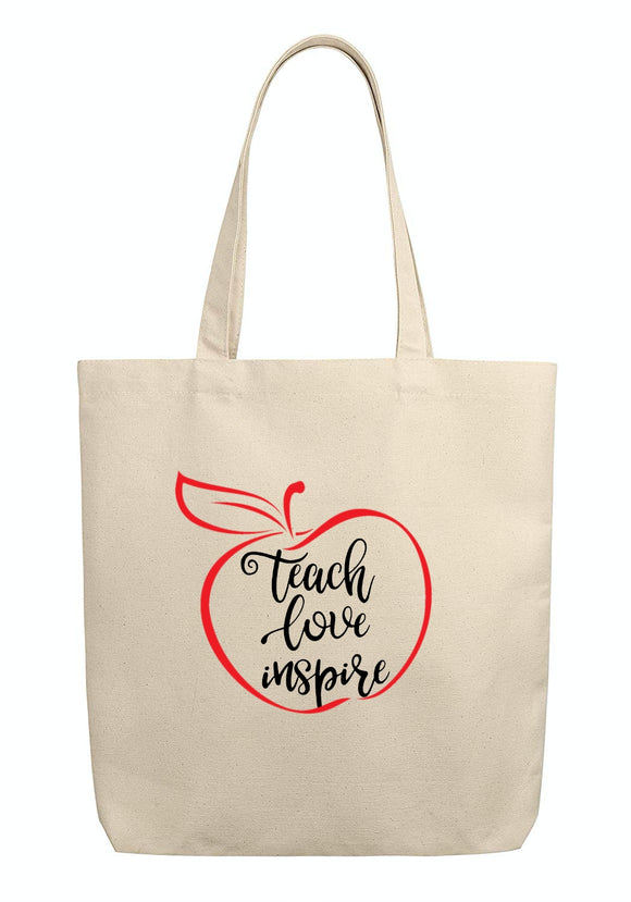 Best Teacher Gift Tote Bags