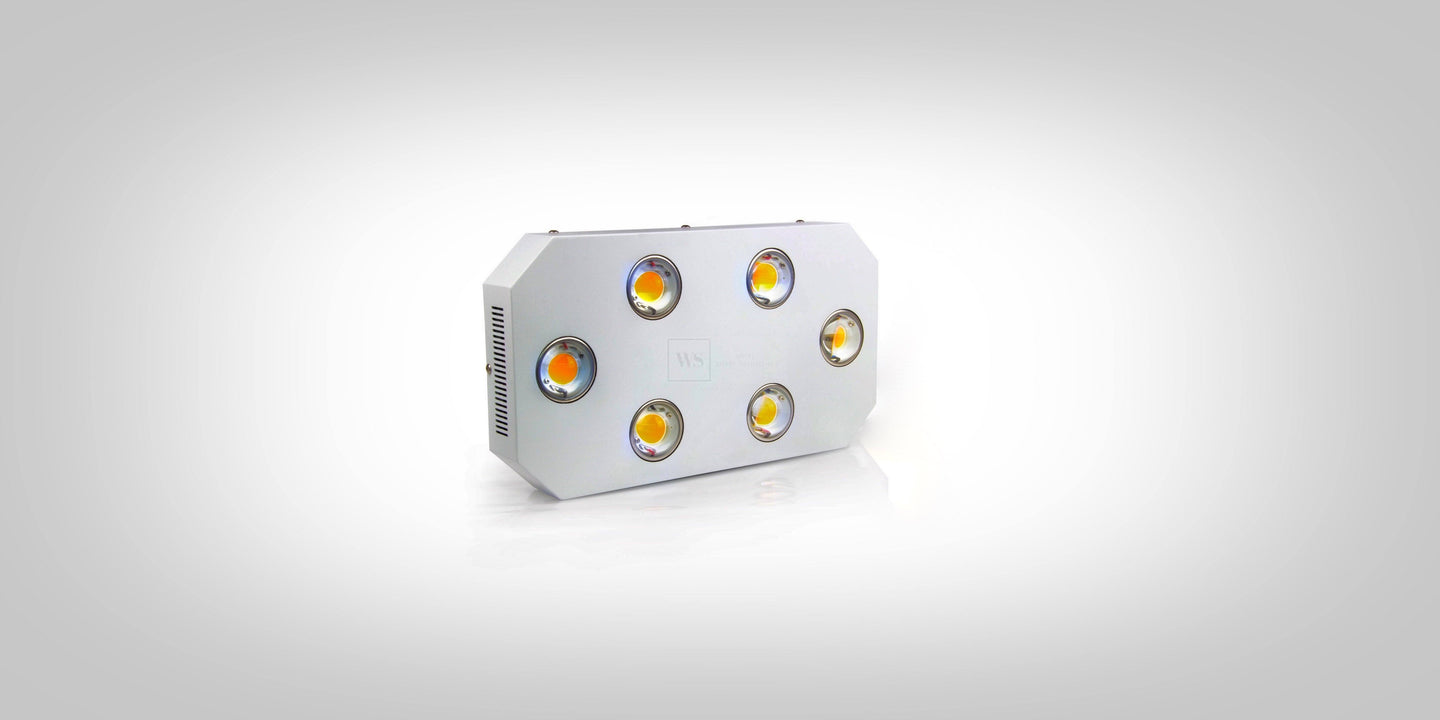 Series 2 Hydroponic LED Grow Light Standard Control