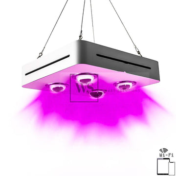CFWC-600W Hydroponic LED Grow Light Wifi Control LED Lights Whiti Smart Solutions