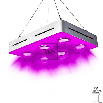 CFWC-900W Hydroponic LED Grow Light Wifi Control LED Lights Whiti Smart Solutions