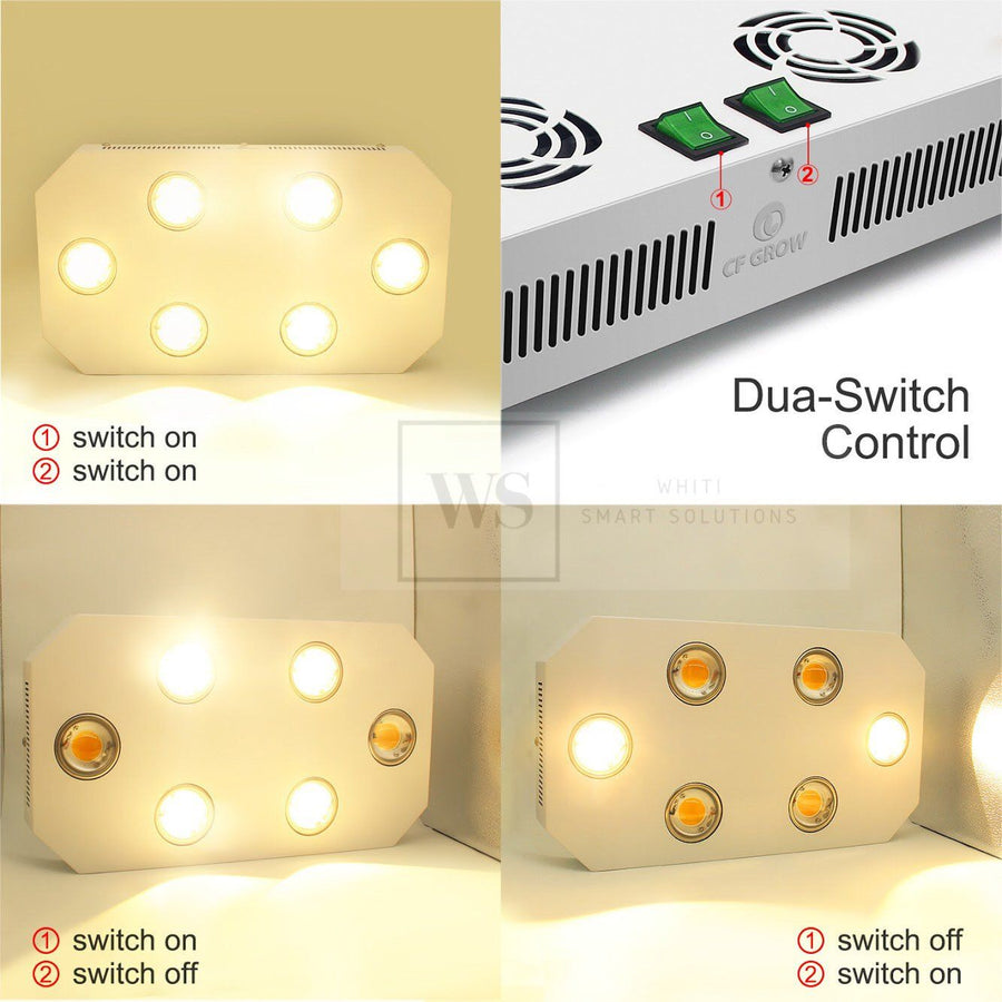 CTX6S-900W Standard Control LED Lights Whiti Smart Solutions