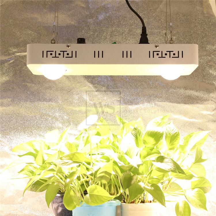 E3590WC-400W Hydroponic LED Grow Light Wifi Control LED Lights Whiti Smart Solutions