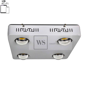 E3590WC-800W Hydroponic Led Grow Light Wifi Control LED Lights Whiti Smart Solutions