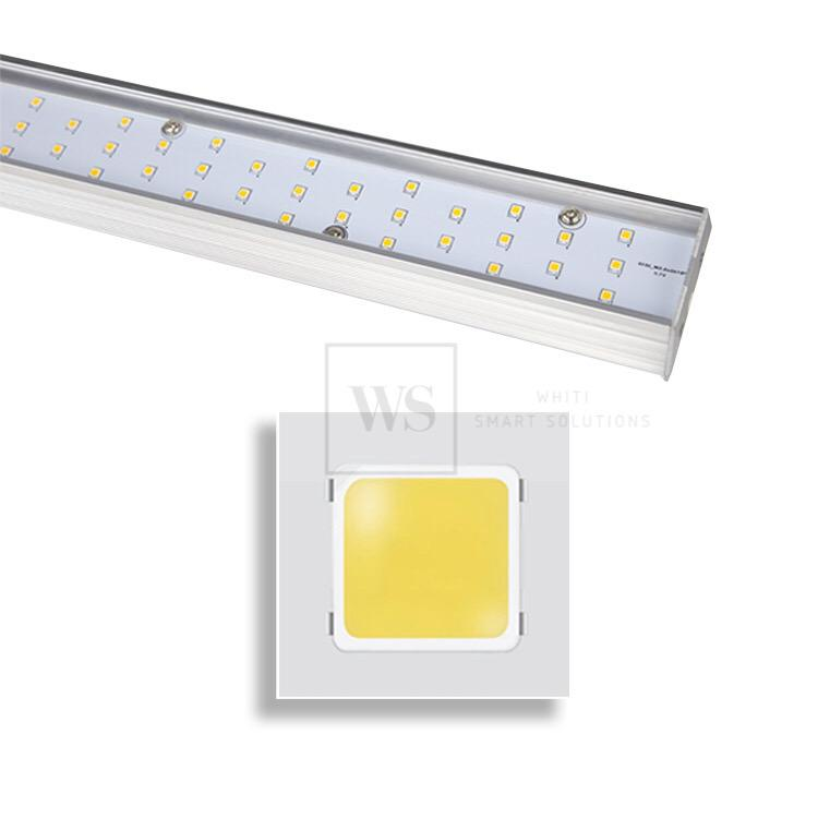 TB04S-400W Hydroponic Whiti LED Grow Light Standard Control LED Lights Whiti Smart Solutions
