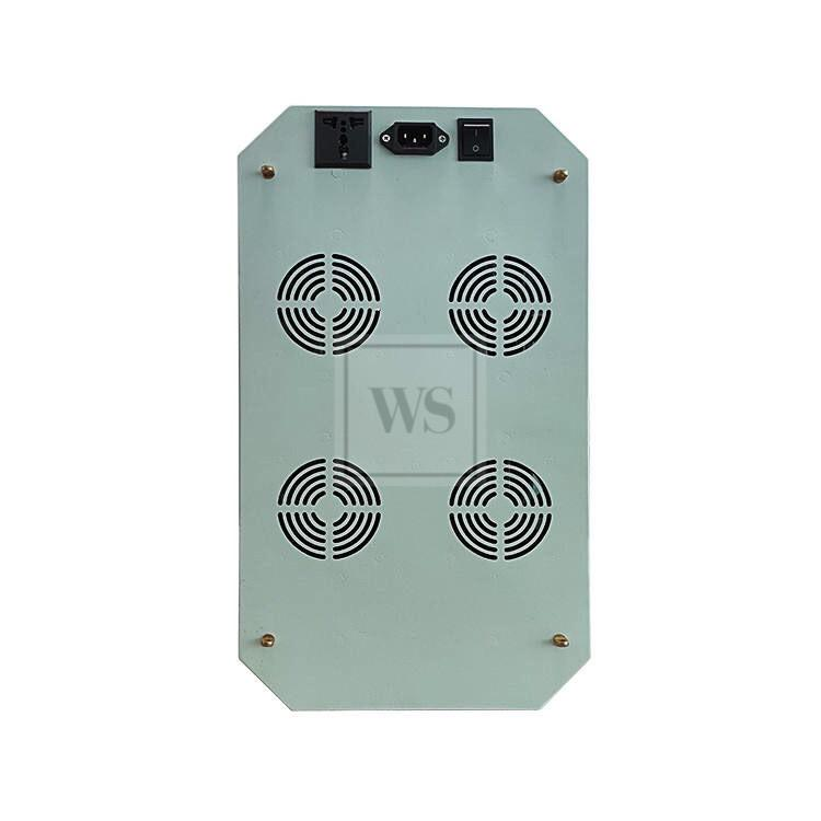 W4-600W Hydroponic LED Grow Light Wifi Control Whiti Smart Solutions