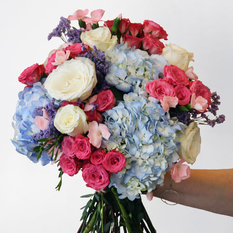 Pastel Day Dream Flower Bouquet