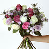 Castle Garden Pink and White Flower Bouquet