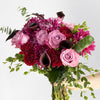 Pretty Plum Flower Arrangement