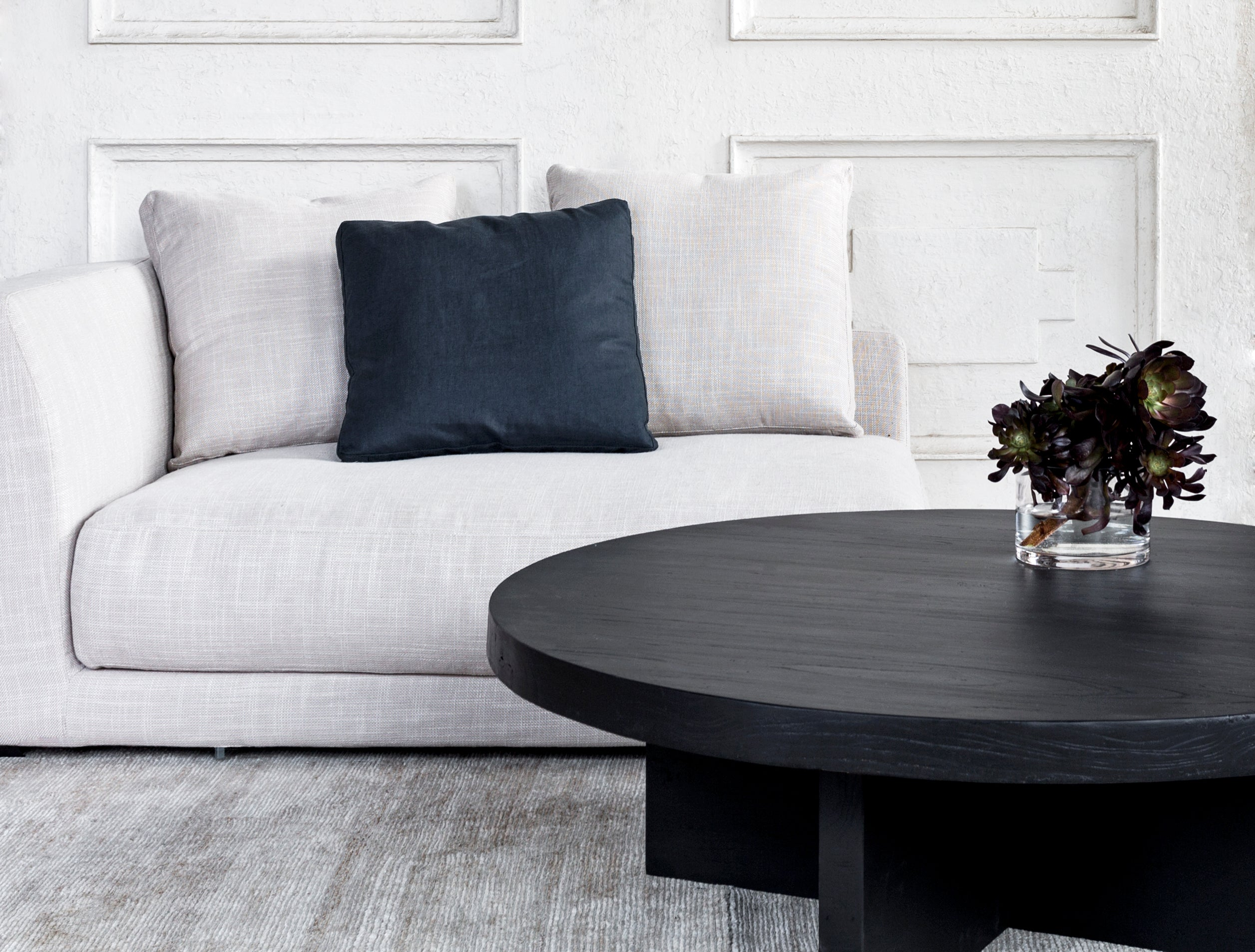Low Rise Coffee Table by MCM House