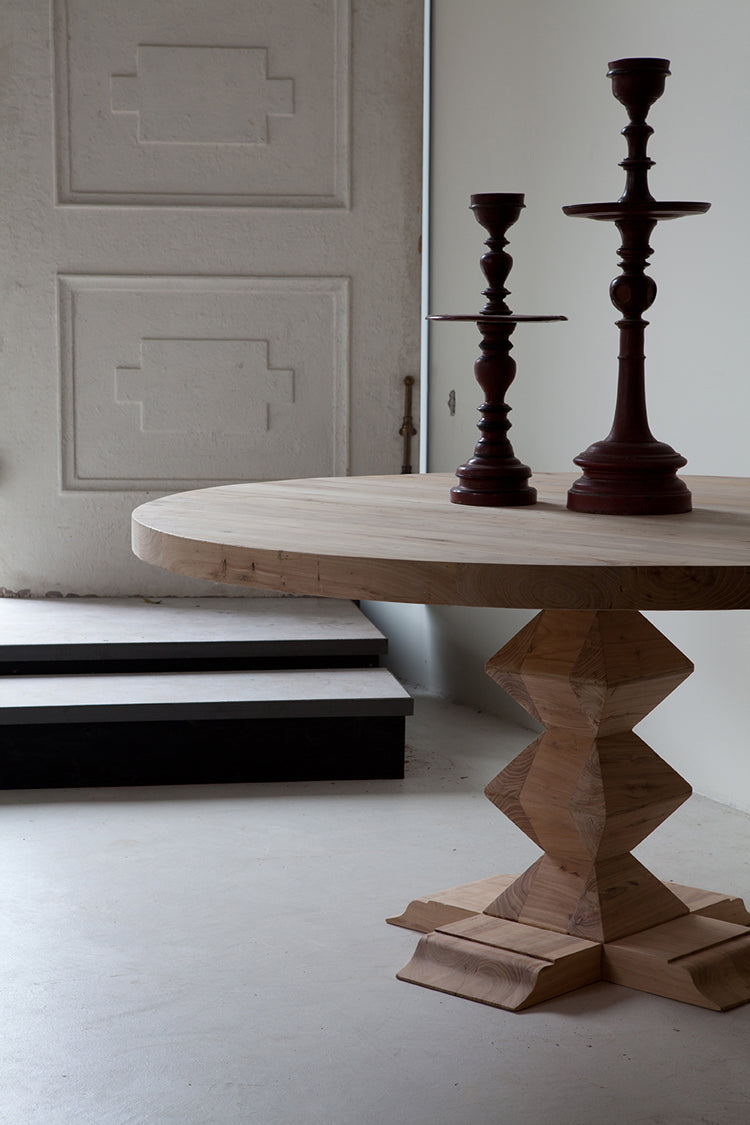 St Tropez Dining Table by MCM house