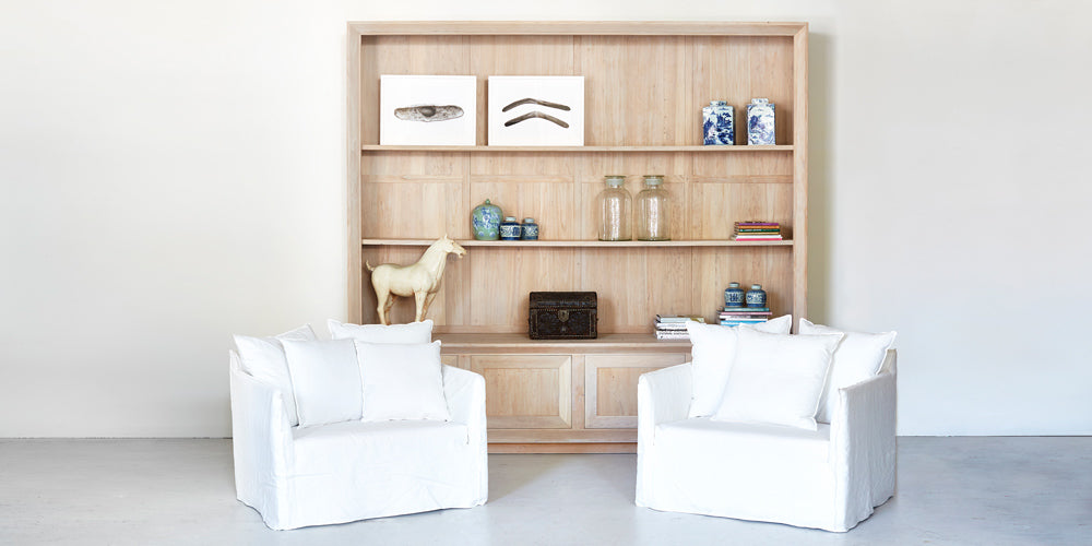 Frank bookcase by MCM house
