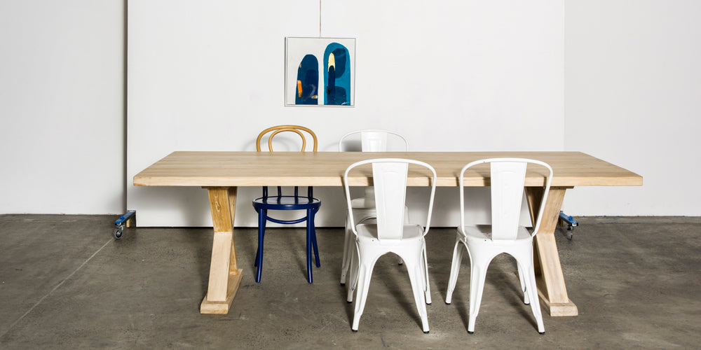 Palm Dining Table by MCM House