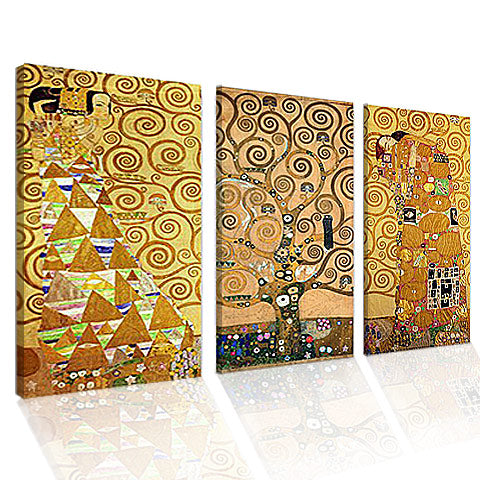 Arbre de vie Klimt reproduction