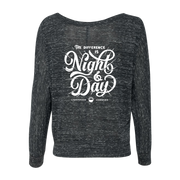 Women's Night And Day Flowy Longsleeve