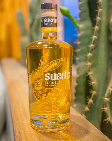 Anejo Tequila 5 Types of Tequila