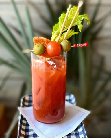 Bloody Maria Tequila Cocktail