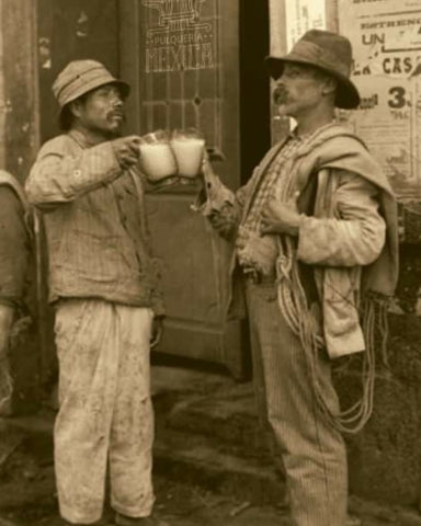 Old Pulque Photo