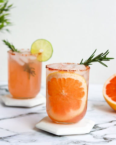 Paloma Tequila Cocktail