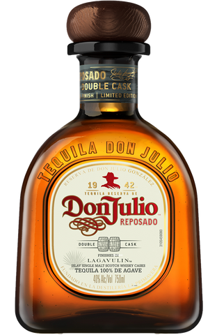 Reposado Double Cask Tequila Lagavulin Aged Edition