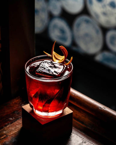 Tequila Negroni Tequila Cocktail