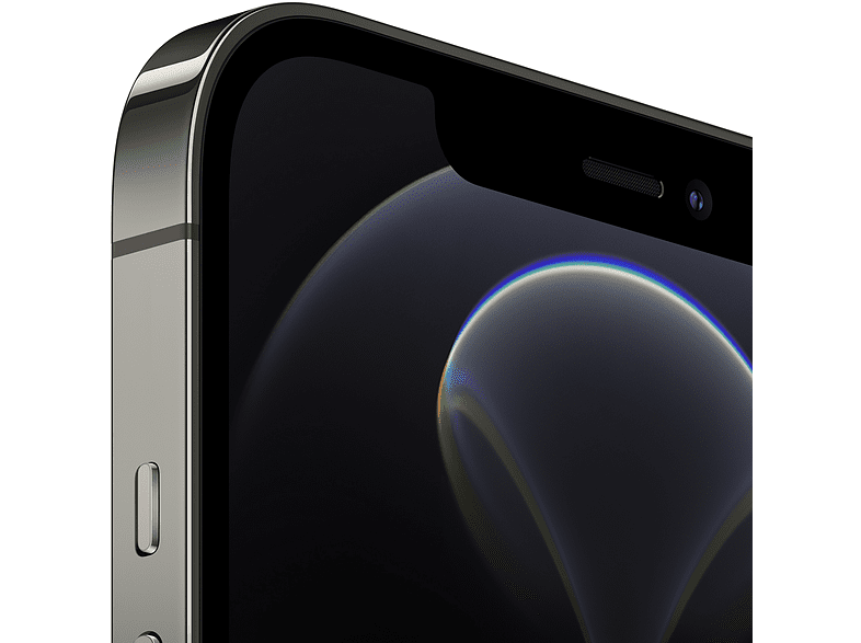 Apple iPhone 12 Pro Max, Grafito, 256 GB, 5G, 6.7 OLED Super Retina XDR, Chip A14 Bionic, iOS