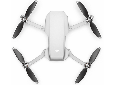 Mini drone - DJI Mavic Mini Fly More Combo, 12 MP, Vídeo 2.7K Quad HD, Hasta 30 minutos, Wi-Fi, Plata