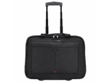 Maletín portátil - Samsonite Guardit 2.0 Businesstrolley 17.3, Para tablets y portátiles, Negro