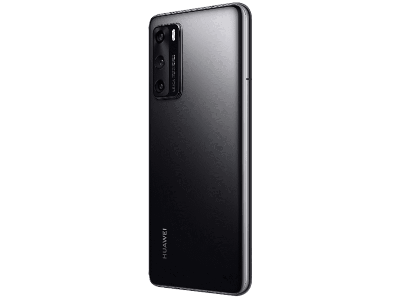 Móvil - Huawei P40, Negro, 128 GB, 8 GB, 6.1 Full HD+, Kirin 990, 3800 mAh, 5G, Android