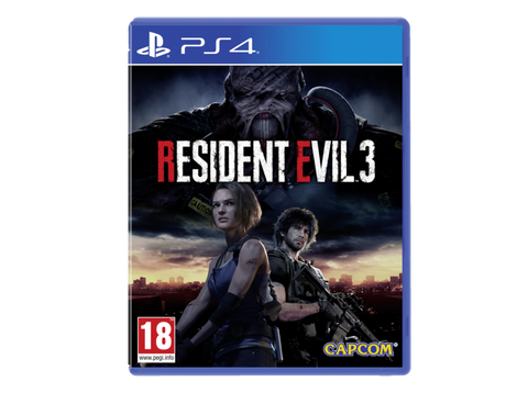PS4 Resident Evil 3 (Remake)