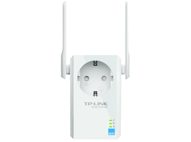 Repetidor WiFi - TpLink TL-WA860RE, 300 Mbps, enchufe adicional