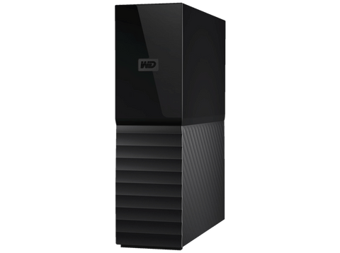 Disco duro 8 TB - WD My Book, 3.5