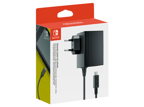 Adaptador de Corriente - Nintendo - Consola Switch