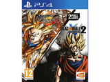 PS4 Dragonball Fighterz + Dragonball Xenoverse 2
