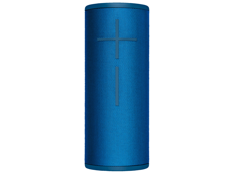 Altavoz inalámbrico - Ultimate Ears Boom 3 Blue Lagoon, Bluetooth, 90 dB, IP67, Azul