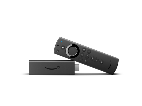Reproductor multimedia - Amazon Fire TV Stick 4K Ultra HD con mando por voz Alexa<br/>