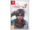 Nintendo Switch Syberia 3