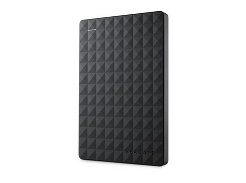 Disco duro externo 5 TB - Seagate Expansion Plus, USB 3.1, HDD, Para PC, Negro