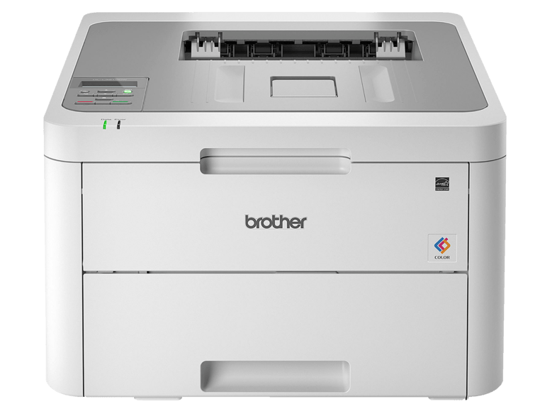 Impresora láser - Brother HL-L3210CW, Color, 2400 x 600 ppp, WiFi, 18ppm, Gris