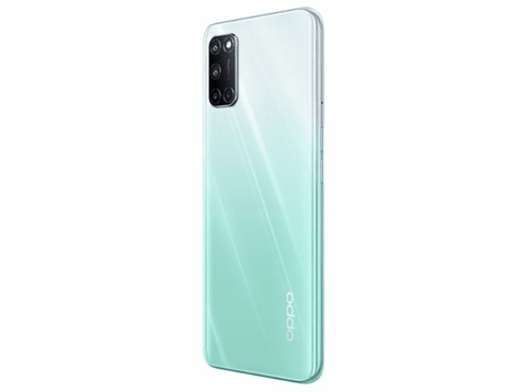 Móvil - OPPO A52, Stream White, 64 GB, 4 GB, 6.5