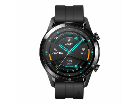 Smartwatch - Huawei Watch GT2 Sport, 46 mm, Táctil 1.39