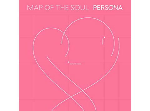 Bangtan Boys (BTS) - Map Of Soul: Persona (+Libro) - CD