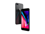 Apple iPhone 8 Plus, Gris espacial, 64 GB, 3 GB RAM, 5.5 Retina Full HD, Chip A11 Bionic, iOS