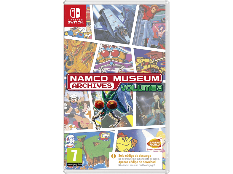 Nintendo Switch Namco Museum Archives - Volume 2