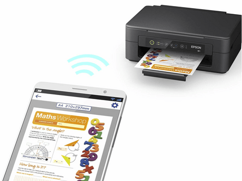 Impresora multifunción - Epson Expression Home XP-2100, Color, 27 ppmm, Wi-Fi, Negro
