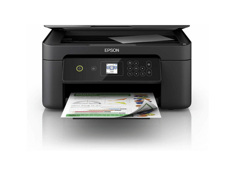 Impresora multifunción - Epson Expression Home XP-3100, Color, 33 ppmm, WiFi, Negro