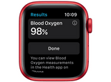 Apple Watch Series 6 (PRODUCT)RED, GPS, 40 mm, Caja de aluminio en Rojo, Correa deportiva (PRODUCT)RED