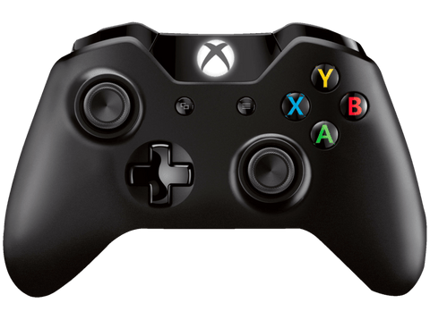 Mando inalámbrico - Microsoft 4N7-00002 Xbox One, Bluetooth + Adaptador para Windows 10