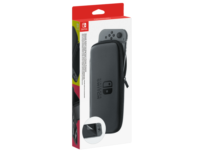 Set Accesorios Nintendo Switch - Funda + Protector LCD