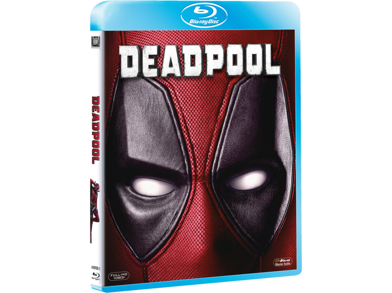 FOX Blu-Ray Deadpool
